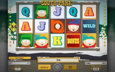Feel the Real Fun With South Park Slot
