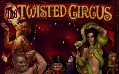Get the Fun into the Twisted Circus